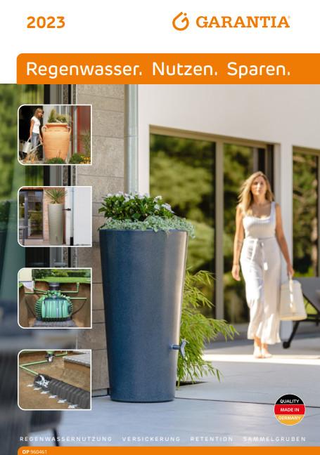 Katalog Garantia Regenwassernutzung Bild 1