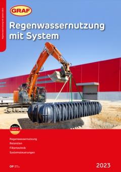Katalog Graf Regenwassermanagement mit System Bild 1