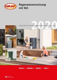 Katalog Graf Regenwassernutzung mit Stil Bild 1