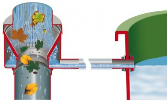Füllautomat de luxe mit Überlaufstopp grau GRAF GARANTIA 503015 Bild 2