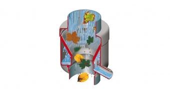 Füllautomat de luxe mit Überlaufstopp grau GRAF GARANTIA 503015 Bild 3