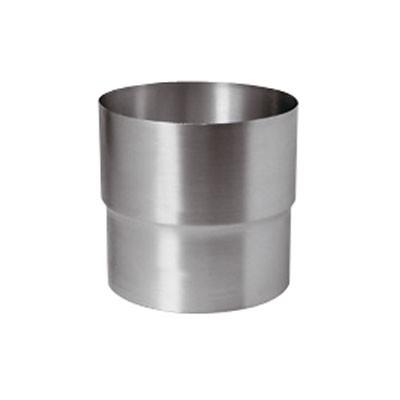 Fallrohrverbinder Zink 80 mm Bild 1