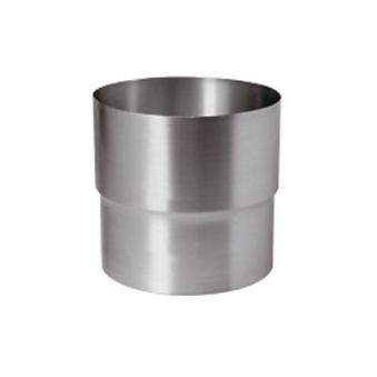 Fallrohrverbinder Zink 100 mm