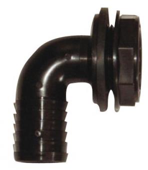 """Überlaufbogen 51mm (2"""") mit Schlauchanschluss GRAF GARANTIA 330043 Bild 1"""