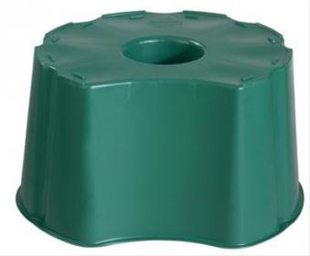 Sockel / Unterstand rund Regentonne rund 310 Liter GARF / GARANTIA