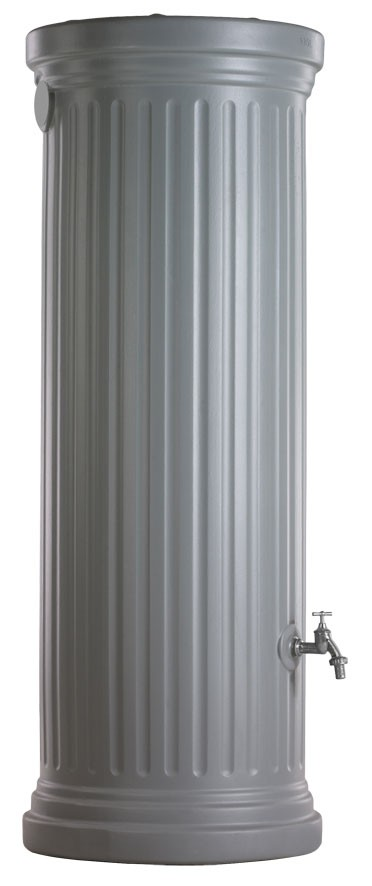 B-Ware Säulentank 330 Liter steingrau GRAF 326531 Bild 1