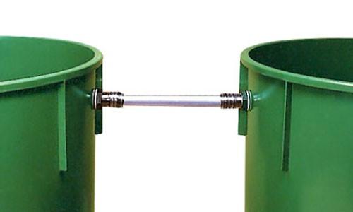 Graf Regentonnenverbinder 51mm (2 Zoll) GRAF GARANTIA 330040 Bild 2