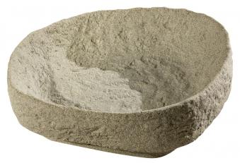 Pflanzschale für Regentonne Hinkelstein GreenLife sand Bild 1