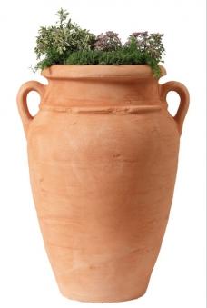 Antik Pflanzamphore terracotta GARANTIA Exclusive-Line