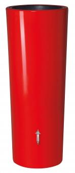Regentonne Color 2in1 350L mit Pflanzschale tomato GRAF 326102 Bild 1