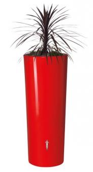Regentonne Color 2in1 350L mit Pflanzschale tomato GRAF 326102 Bild 2