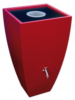 regentonne regenwassertank 200 l rewatec modena rubinrot. Black Bedroom Furniture Sets. Home Design Ideas