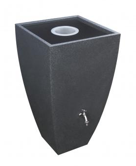 Regentonne / Regenwassertank Premier TechAqua Modena 200L black granit Bild 2