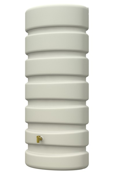Regenwasser Wandtank Classic 650 Liter sandbeige 4Rain 295606 Bild 1