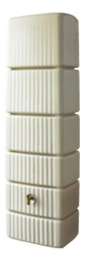 Regenwasser Wandtank Slim 300 Liter sandbeige 4Rain 211801 Bild 1