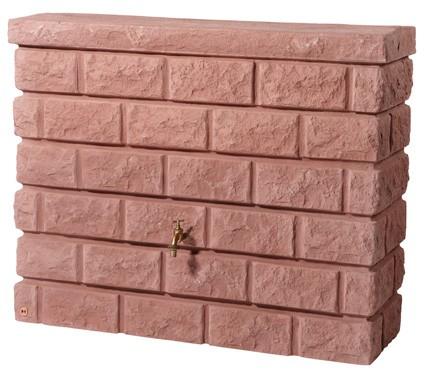 regenwassertank mauertank rocky 400l redstone graf 326131. Black Bedroom Furniture Sets. Home Design Ideas