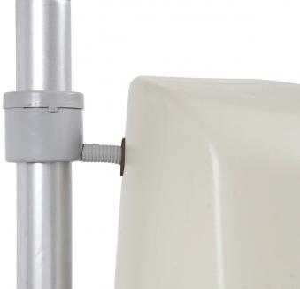 Regenwassertank Wandtank Elegance 400L steingrau GRAF 212301 Bild 3