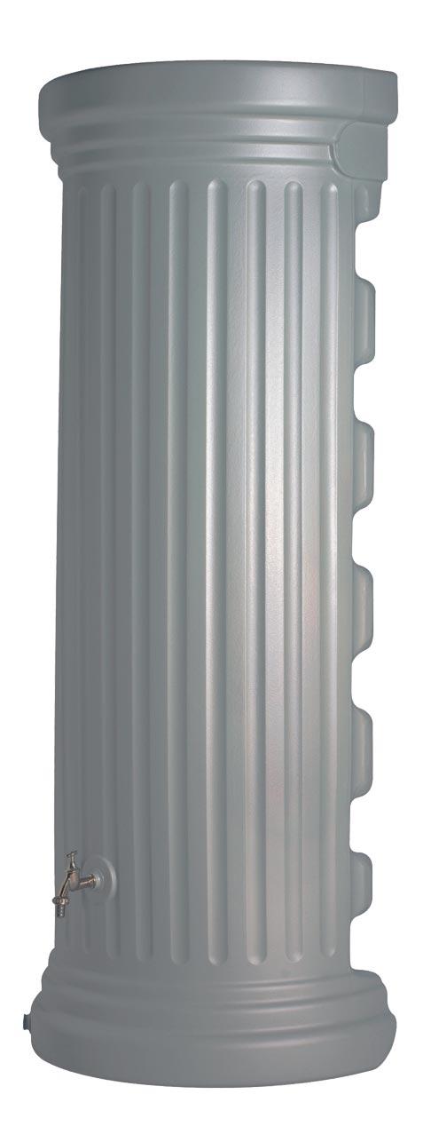 Säulen Wandtank 550 Liter steingrau GRAF 326520 Bild 1