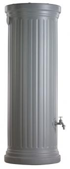 Säulentank 330 Liter steingrau GRAF 326531 Bild 1