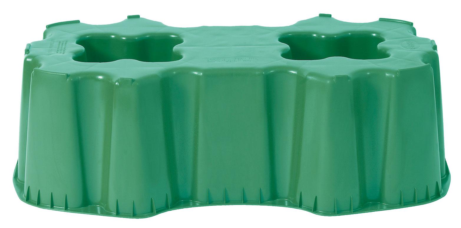 Sockel / Unterstand eckig Regentonne 520 Liter eckig GRAF / GARANTIA Bild 1