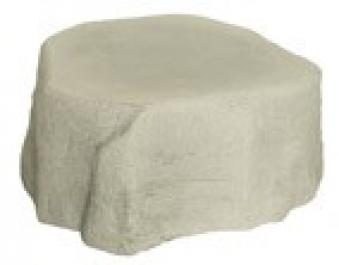 Sockel zu Regentonne GreenLife Hinkelstein Höhe 30 cm sand Bild 1