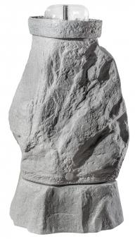 Springbrunnenset für Regentonne GreenLife Hinkelstein granitgrau Bild 3