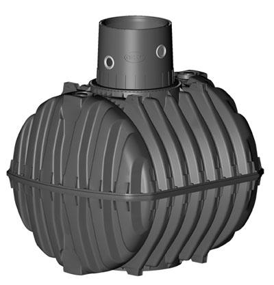 Erdtank Carat befahrbar 2.700 Liter GRAF 370001 Bild 1