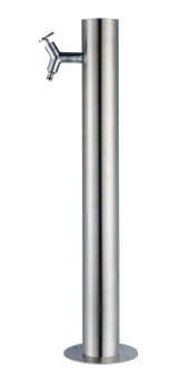 Wasserzapfsäule Edelstahl GRAF 356020