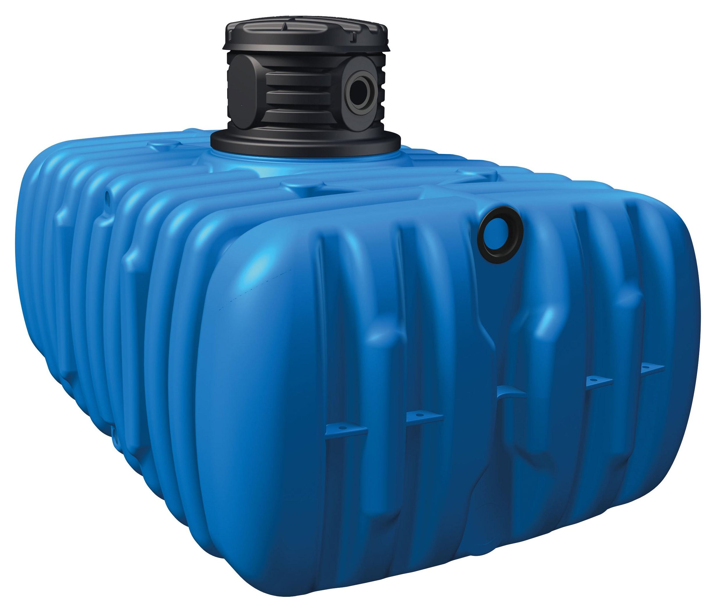 Flachtank / Erdtank begehbar FLAT M 3.000 Liter 4Rain 295115 Bild 1
