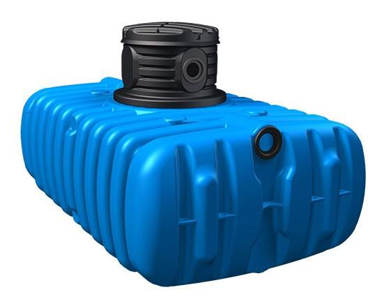 Flachtank / Erdtank begehbar FLAT S 1.500 Liter 4Rain 295120 Bild 1