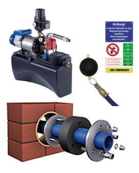 Technikpaket Haus ECO-Plus Carat Erdtank GRAF 342014 Bild 1