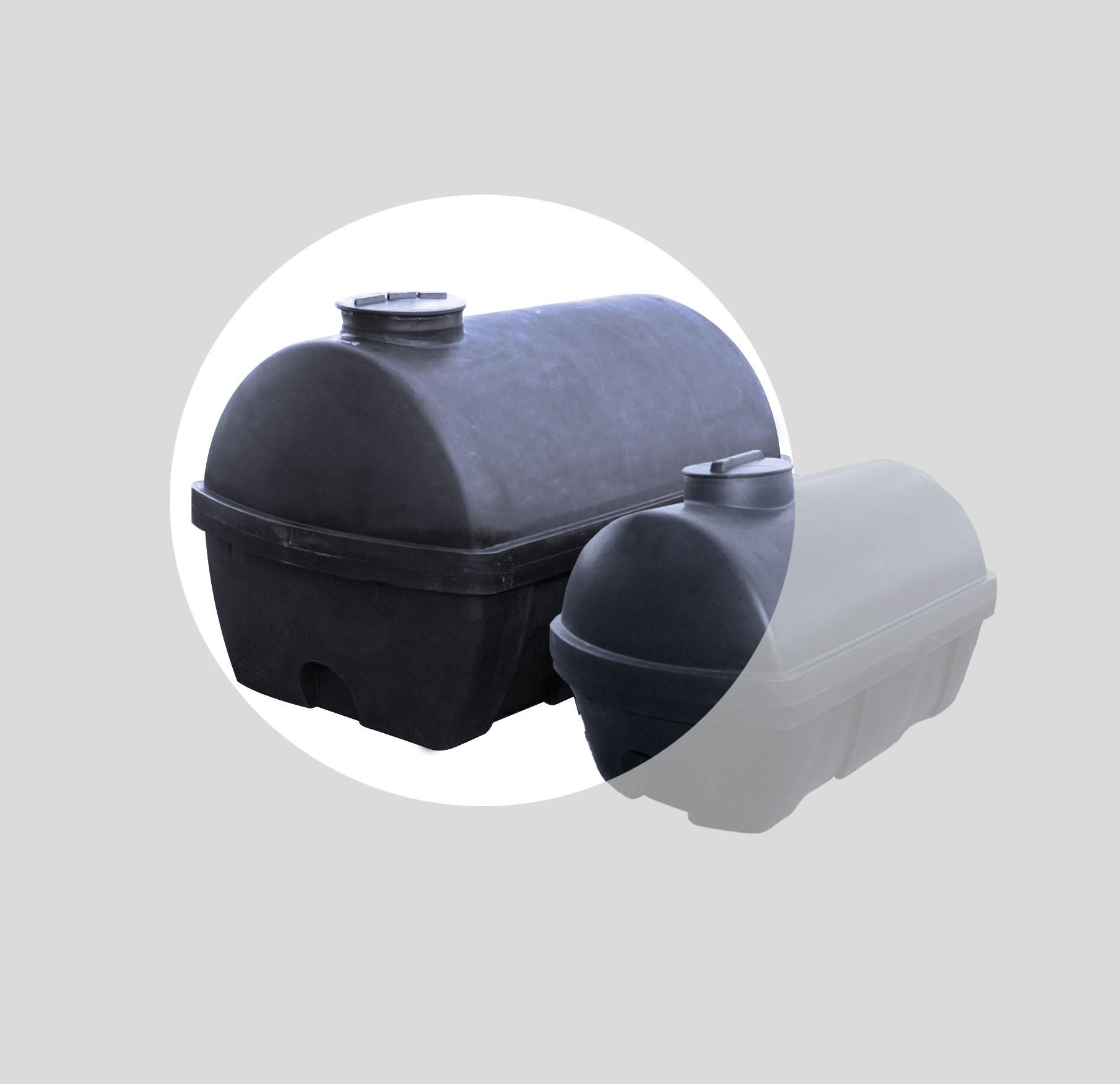 regenwasser sammeltank liegend 3000 l graf 327053 bei. Black Bedroom Furniture Sets. Home Design Ideas