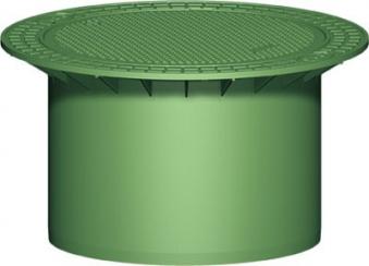 Teleskop-Domschacht Maxi mit PE-Deckel begehbar Graf 371011 Bild 1