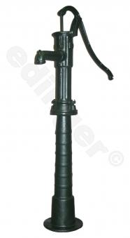 Handschwengelpumpe mit Ständer Pumpenset grün GRAF 356010 Bild 1