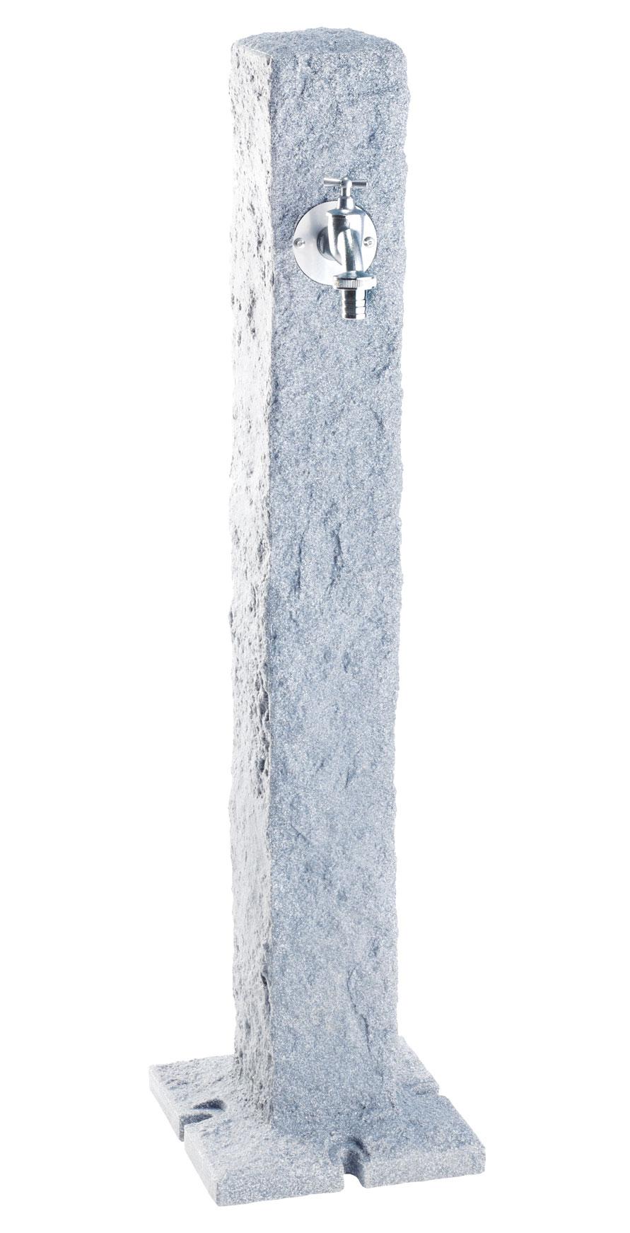 Wasserzapfsäule Granit Natursteinoptik lightgranite GRAF 356026 Bild 1